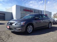 2015 Nissan Altima 2.5 S Push button ignition, Bluetooth