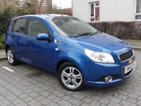Chevrolet Aveo 1.4 LT 5dr£2,495 p/x welcome 6 MONTHS NATIONWIDE WARRANTY