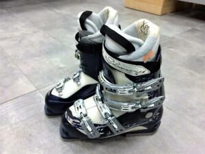 Bottes de ski femmes Salomon Divine 5 gr: 7 ***Excellente Condition*** #F026890