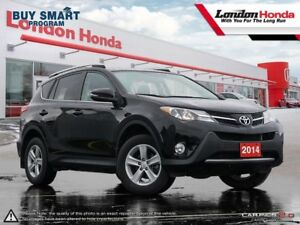 2014 Toyota RAV4 XLE Rear Camera, heated seats, Touch Screen,...