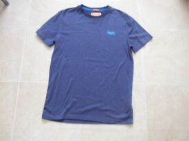 YOUTH'S SUPERDRY T SHIRTS. 36 INCH CHEST.