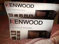 Kenwood Microwave oven Never used