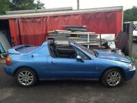 Very Rare Car for Sale - Honda CRX del Sol