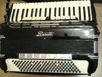 Pennetti Accordion 120 Bass Double Cassoto