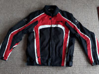 Merlin XL Padded Motorbike Jacket - Great Condition