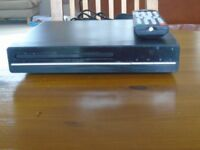 DVD player for free