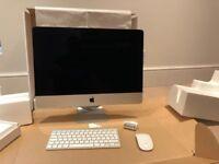 Apple iMac 21.5-inch, Late 2012, i5 2.7 GHz, 8 GB RAM, 1TB SSD