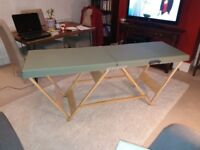 Second Hand Portable Massage Table Good Condition 50