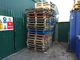Wooden Pallets for sale £1