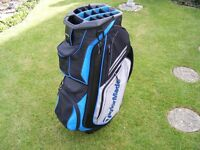 TaylorMade Catalina cart bag - light enough to carry also