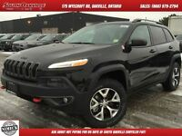 2016 Jeep Cherokee Trailhawk | BRAND NEW | WHY BUY USED?