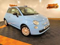 2011 FIAT 500 POP 1.2 PETROL ** LOW MILES ** FULL DEALER SERVICE HISTORY ** FINANCE AVAILABLE