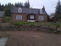 Locherbain Farmhouse