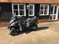 2017 Piaggio MP3 Lt 500 ie Sport. Low millage, great condition