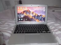 MacBook Air - Excellent Condition! (REDUCED £450 to £400)