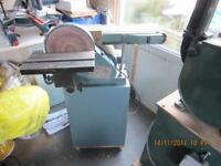 Naerok 6inch disc and 9inch belt sander