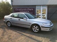 Saab 9-5 SE *Full History *Mot August 2017 *Low Miles *Only £799
