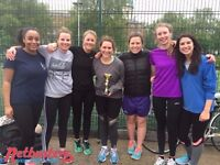 Play netball in Brixton