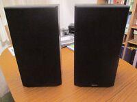 Sony Hi-Fi Speakers (3 way).