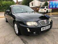 "ROVER 75 1.8 PETROL """"06 PLATE """""" HALF LEATHER INTERIOR!!!"