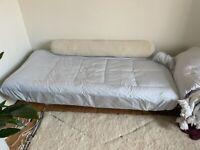 Single mattress used once