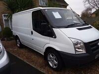 2009 Low Millage Ford Transit Van For Sale