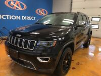 2017 Jeep Grand Cherokee Limited NAVI/ PANO ROOF/ LIMITED!