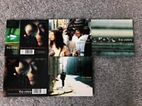 The Verve assorted CD singles