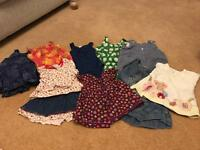 Girls clothes 0-12 Months bundle