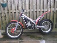 GAS GAS 250 TXT PRO 2004