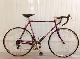60 cm Batavus Steel Road bike 90s Lugged Frame Fully Service 10 speed