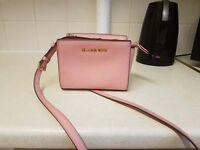 Michael kors mini selma bag used