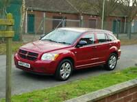 Dodge Caliber 1.8l Petrol, Manual, Full MOT, £1200