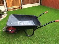 Wheelbarrow - near new