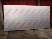 ** MUST LOOK ** BRAND NEW NEVER BEEN USED XTRATHERM 4 BY 8 100mm THICK INSULATION BOARD