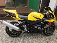 Suzuki GSXR750 K4