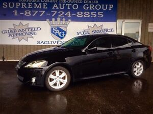 2006 Lexus IS 250 Leather! Sunroof! Paddles Shifters! Upgrades!