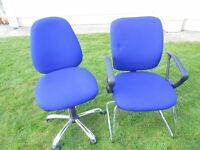 New Swivel Chair + Office Chair
