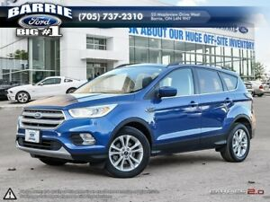 2018 FORD TRUCK ESCAPE SEL 1.5L ECOBOOST