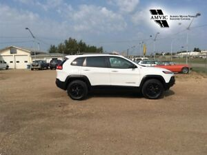 2015 Jeep Cherokee Trailhawk Leather Panoramic Roof