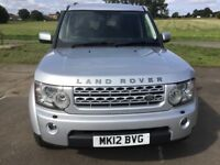 Land Rover Discovery 4. 3litre SDV6 XS