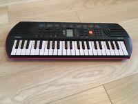 Electronic Keyboard - Casio SA-78