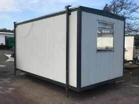 16ft x 9ft portable cabin