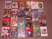 DVD 50P EACH OR 3 FOR £1