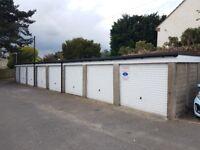Garage/Parking/Storage to rent: Willow Crescent (adj 21) Farnborough GU14 8EY - NEW DOORS & ROOFS