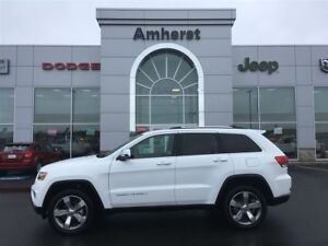 2016 Jeep Grand Cherokee Limited  LOW KM, Great Condition, Leath