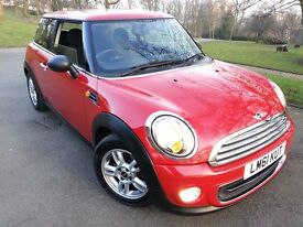 MINI HATCH ONE 1.6 AVENUE