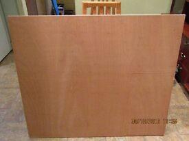 Marine Plywood - 2 large pieces