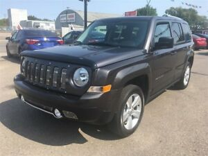 2016 Jeep Patriot North 4WD PST Paid!