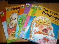 Childrens Reading Books - Set of 8 Franklin Watts - worth £32